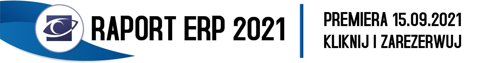RAPORT ERP 2021 - PORÓWNAJ SYSTEMY ERP